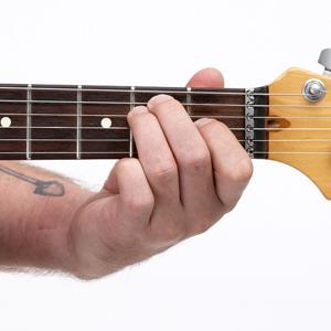 the e chord justinguitar com